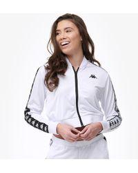 Kappa - Asber Crop Jacket - Lyst
