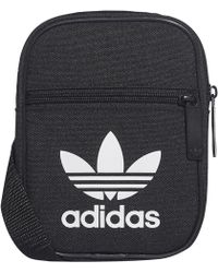 7e19f4ac15 Lyst - adidas Originals Eqt Cross Body Bag In Gray Cd6953 in Gray ...