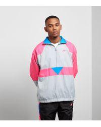 Nike - Sportswear Half Zip Woven Jacket - Lyst
