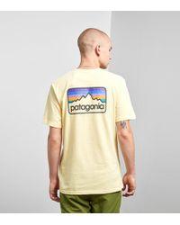 Patagonia - Line Logo Responsibili T-shirt - Lyst