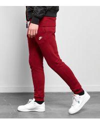 Nike - Foundation Fleece Trousers - Lyst
