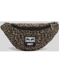 Obey - Wasted Hip Bag - Lyst
