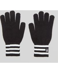 adidas Originals - Gloves In Black Ay9075 - Lyst