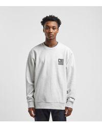 Carhartt WIP - State Patch Sweatshirt - Lyst