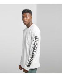 Napapijri - Long Sleeved Sabah T-shirt - Lyst