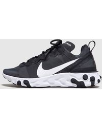 093a3f7c14e9 Lyst - Nike Air Zoom Epic Luxe Night Fall Black Shoe 876140 400 in Black