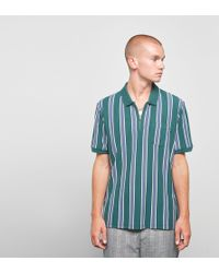 Obey - Divers Polo Shirt - Lyst