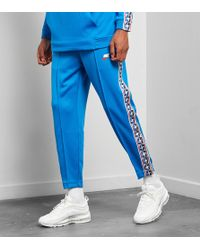 Nike - Taped Poly Track Trousers - Lyst