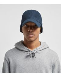KTZ 39thirty Down Flap Cap - Blue