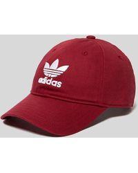adidas Originals - Trefoil Curved Cap - Lyst