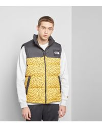 The North Face - 1992 Nuptse Vest - Lyst