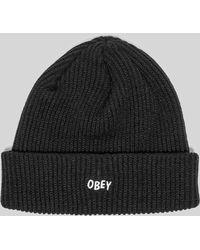 Obey - Hangman Beanie - Lyst