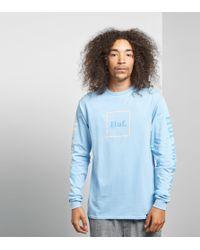 Huf - Long-sleeved Domestic T-shirt - Lyst