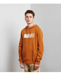 Undefeated - Speed Tone Hoody - Lyst