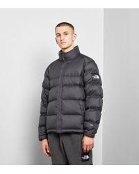 1795798e4 italy north face nuptse jacket asphalt grey cf423 dfba9
