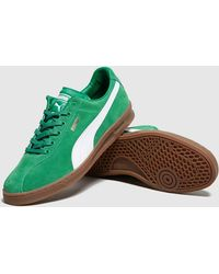 f4f720a7215b Puma Suede Og in Yellow for Men - Lyst