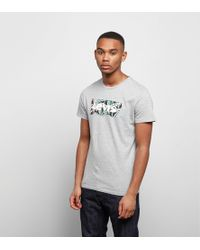 Levi's - Levis Palm Batwing T-shirt - Lyst