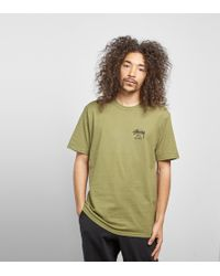 Stussy - Don't Scratch T-shirt - Lyst