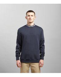 Fila - Latemar Crew Sweatshirt - Lyst