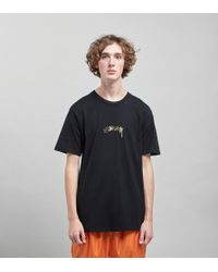 Stussy - Smooth Stock T-shirt - Lyst