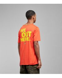 Nike Acg T-shirt - Red