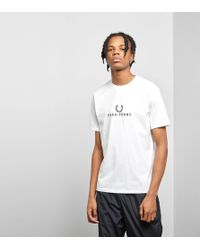 Fred Perry - Mono Tennis T-shirt - Lyst