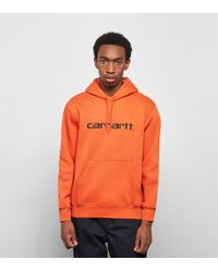 Carhartt WIP - Script Hoody - Lyst