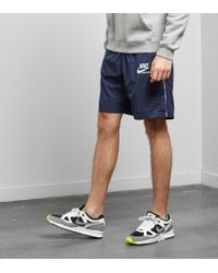 Nike - Short Archive Woven - Lyst