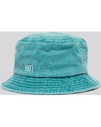 Obey - Respect Bucket Hat - Lyst