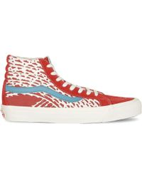 Vans - John Van Hamersveld Sk8-hi Lx Sneakers - Lyst