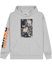 ROKIT - Pleasures Self Defense Hooded Sweatshirt - Lyst