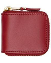 Comme des Garçons - Classic Sa4100 Wallet - Lyst