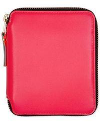 Comme des Garçons - Classic Leather Line Wallet - Lyst