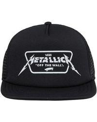 Vans | Metallica Trucker Cap | Lyst