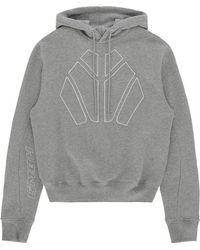 GmbH - Dag Hooded Sweatshirt - Lyst
