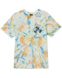 Stussy - Mr. Natty Tie Dye T-shirt - Lyst