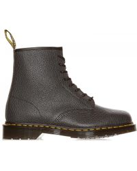 Stussy - Dr. Martens 1460 8 Eye Boots - Lyst