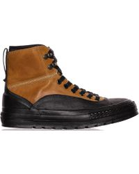 Converse - All Star Hi Tekoa Leather - Lyst