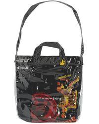 Comme des Garçons - Pvc Messenger Bag - Lyst