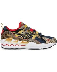 Mizuno - 24 Kilates Wave Rider 1 King Kobra Sneakers - Lyst