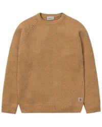 Carhartt WIP - Anglistic Knitwear - Lyst