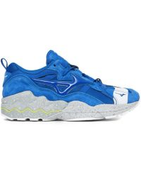 Mizuno - Mita Wave Rider 1 'no Borders' Sneakers - Lyst