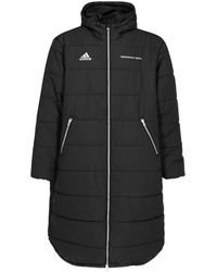 Gosha Rubchinskiy - Adidas Padded Coat - Lyst