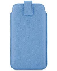 Smythson - Iphone 7 Plus Case - Lyst