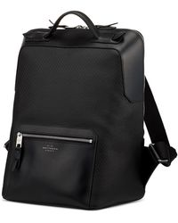 Smythson - Greenwich Backpack - Lyst