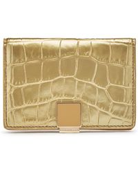 Smythson - Mara Business And Credit Card Case - Lyst