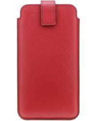 Smythson - Panama Iphone 7 Case - Lyst
