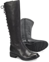 Söfft - Sharnell Wide Calf Riding Boot - Lyst