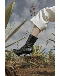 Solace London - Diego Boot Black - Lyst