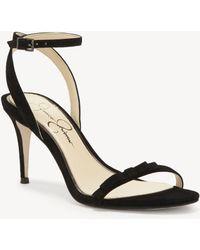 Jessica Simpson - Purella Ankle Strap Sandal - Lyst